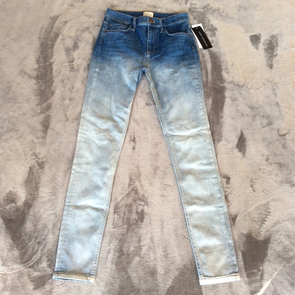 French Connection Denim - NWT French Connection Ombré Jeans
